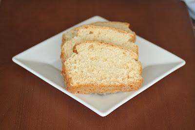 slices of honey beer bread