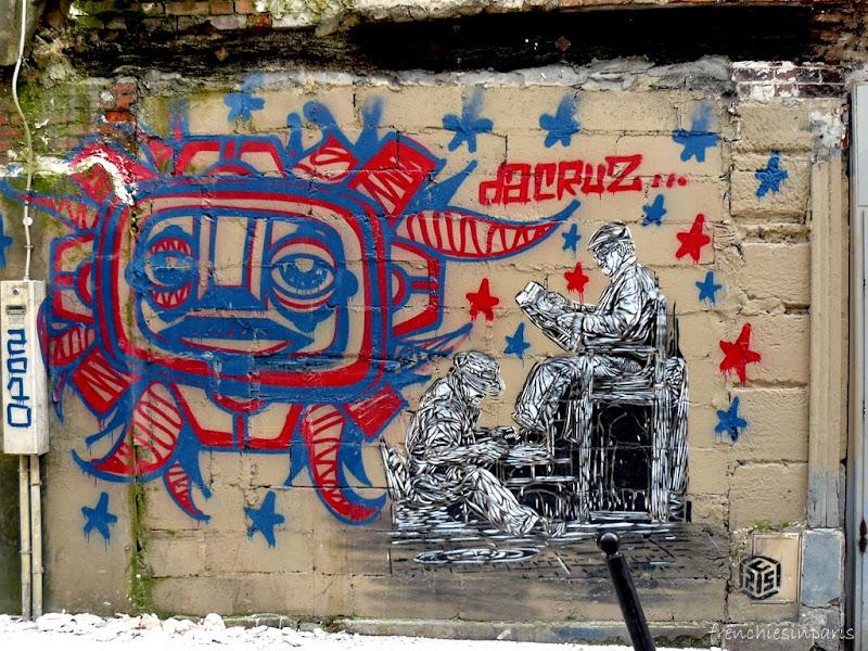 Street Art Paris insolite et surprenant (Sortir à Paris) 87