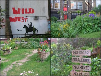Sortir à Londres : Parcs et espaces verts 10