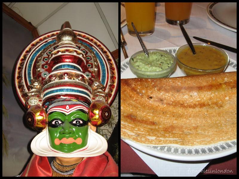 Radha Krishna bhavan: découvrez la cuisine du Malabar à Londres (Restaurant indien) 1