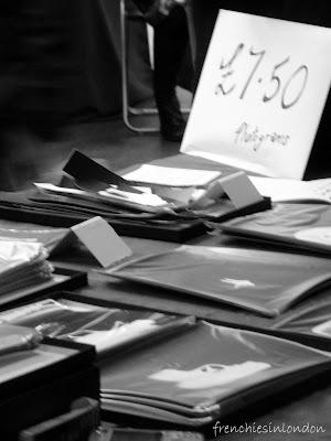 Exposition et événements éphémères à Londres en 2009- 2010 26