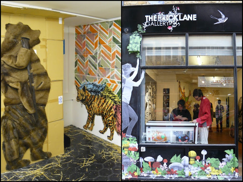 Exposition et événements éphémères à Londres en 2009- 2010 14
