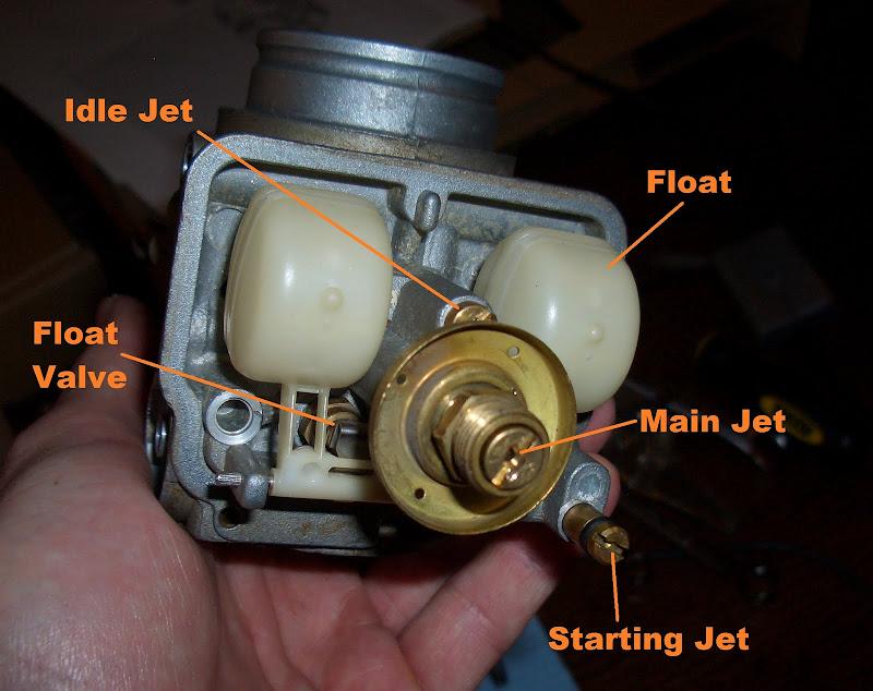 Rebuilding a DellOrto PHM-SD carburetor | Adventure Rider