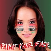 Paint your face Libya