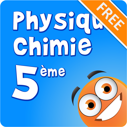 iTooch Physique-Chimie 5ème Icon