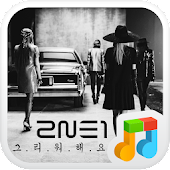 2NE1-MISSING YOU for dodol pop