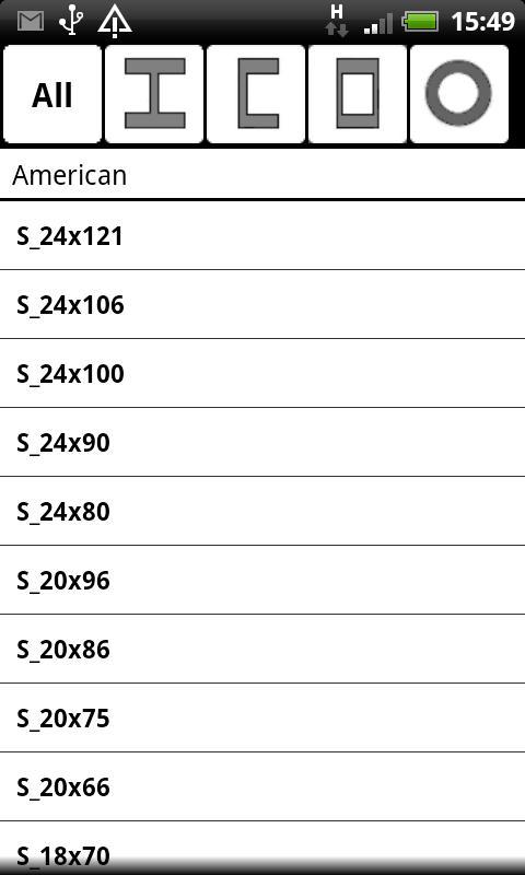 ANSI / AISC 360-10- screenshot