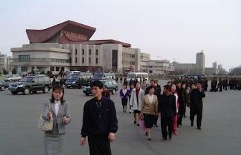 朝鲜允许中国游客5月底开始对罗先市自驾游