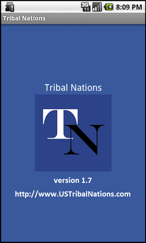 Tribal Nations Indian Tribes screenshot #1