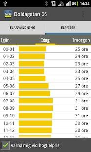 Borås elhandel - screenshot thumbnail