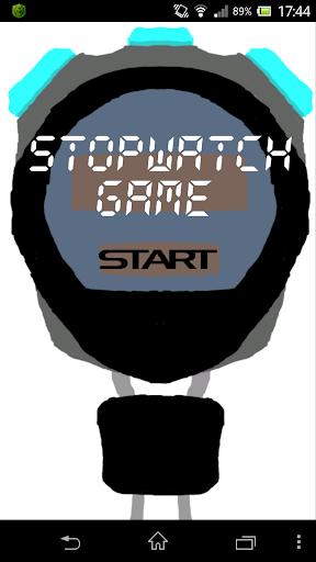 StopwatchGame