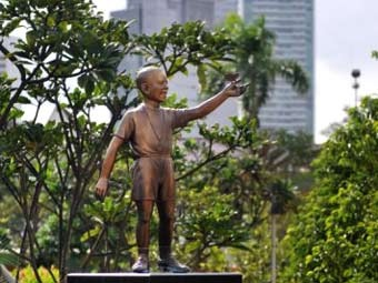 Small Obama will turn out from Djakarta