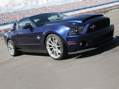 Shelby has strengthened Ford Mustang