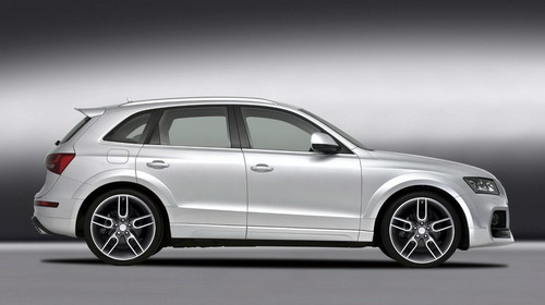 Tuning studio Caractere has finished Audi Q5