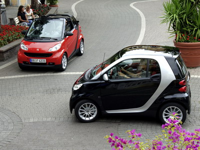 Smart ForTwo have added playfulness