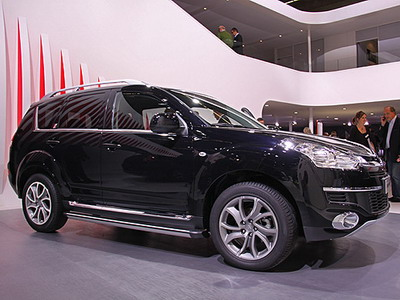 Citroen has updated С-Crosser