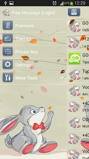 GO短信加强版小兔