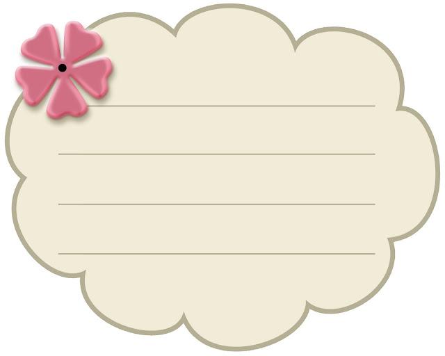 Dibujos De Mi Libreta: Etiquetas Para Libretas. Tags For Notebooks.