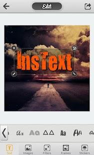 玩免費攝影APP|下載InstaText - Instagram Text app不用錢|硬是要APP
