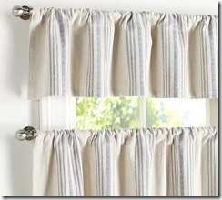 DIY Kitchen Curtains A BIG Peek And Question