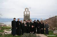ЕПИСКОП ШУМАДИЈСКИ ЈОВАН СЛУЖИO У МАНАСТИРУ БЕШКА