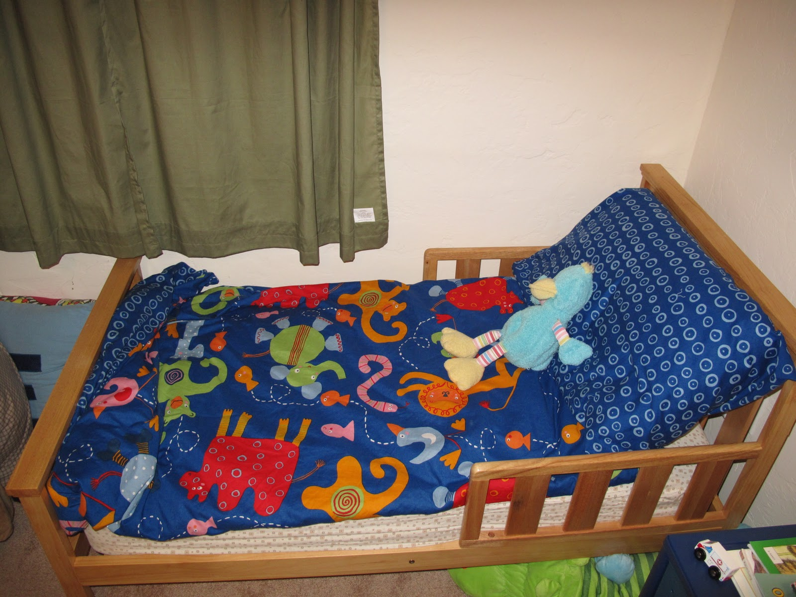 Picture of: Ot Et Here S To Big Boy Beds Smooth Transitioning From The Crib