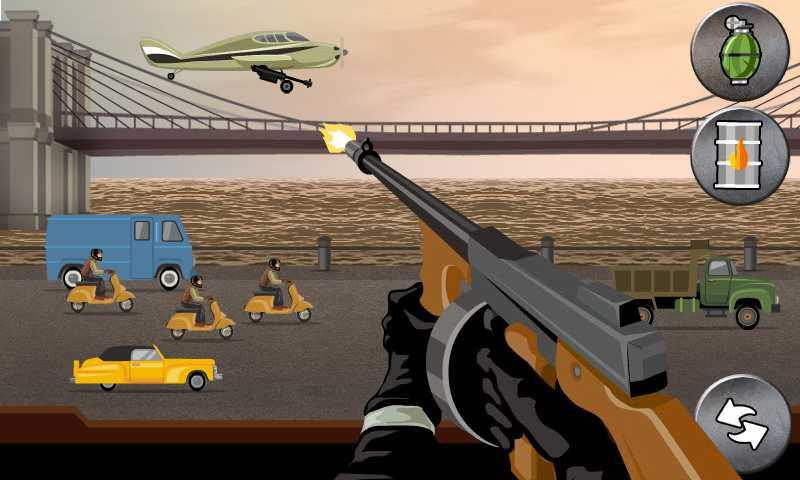 Mafia Game - Mafia Shootout - screenshot