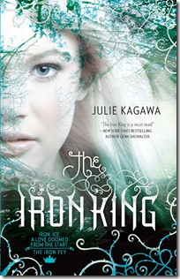 The Iron King-Julie Kagawa-cover