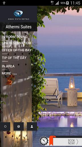 Athermi Suites - Santorini