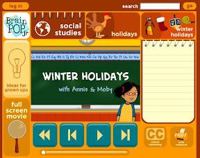 lpcomputerlab: Grade 1- Winter Holidays