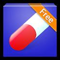 Pills on the Go - Free icon