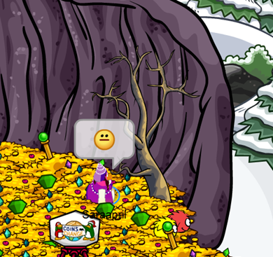 Rockhopper's Tree :)