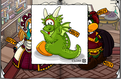 Green Dragon Costume :)