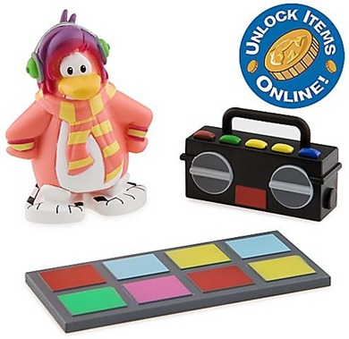 Cadence with Boombox & Dance Mat