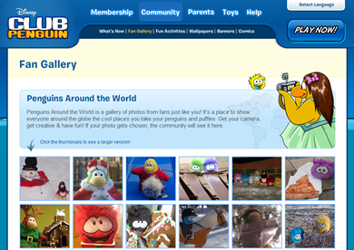 Penguins Around The World Gallery Club Penguin :)