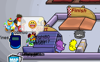Puffle Show Room :)
