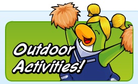 Outdoor Activities!