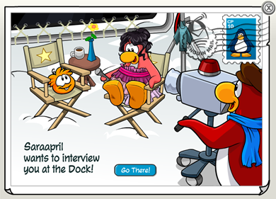 Interview Postcard :)