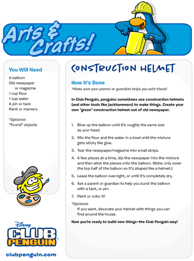 Construction Helmet :)