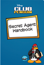 Club Penguin Secret Agent Handbook