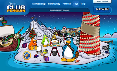 Christmas Home Page Picture :)