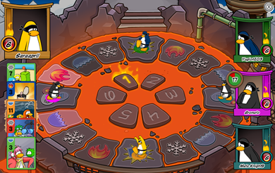 Card-Jitsu Fire Game