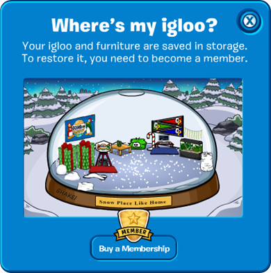 Littletias Igloo