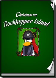 Christmas on Rockhopper Island :)