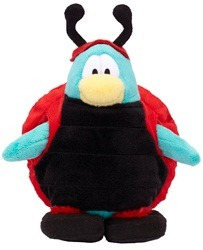 Plush Penguin Series 9 Lady Bug :)