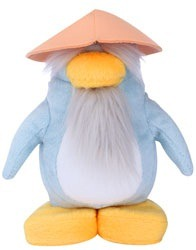 Plush Penguin Series 9 - Sensei :)