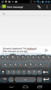 Dynamic Keyboard - Free- screenshot thumbnail