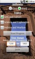 Screenshot of Learn World History (Full)