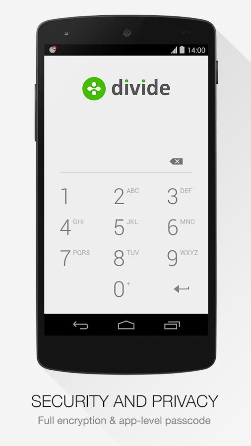 Divide - screenshot