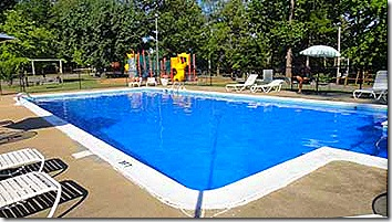 Where 39 s weaver on our way back to ohio - Campgrounds in ohio with swimming pools ...